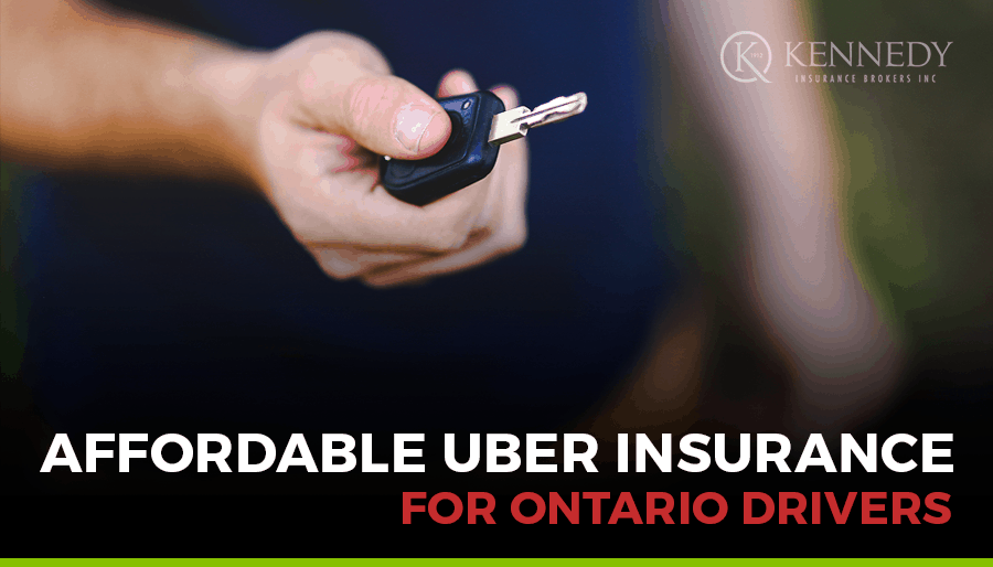 Uber Insurance for Ontario Drivers